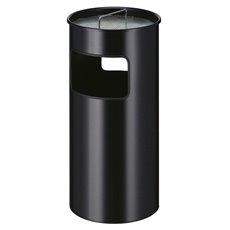 As-papierbak 50 ltr - zwart