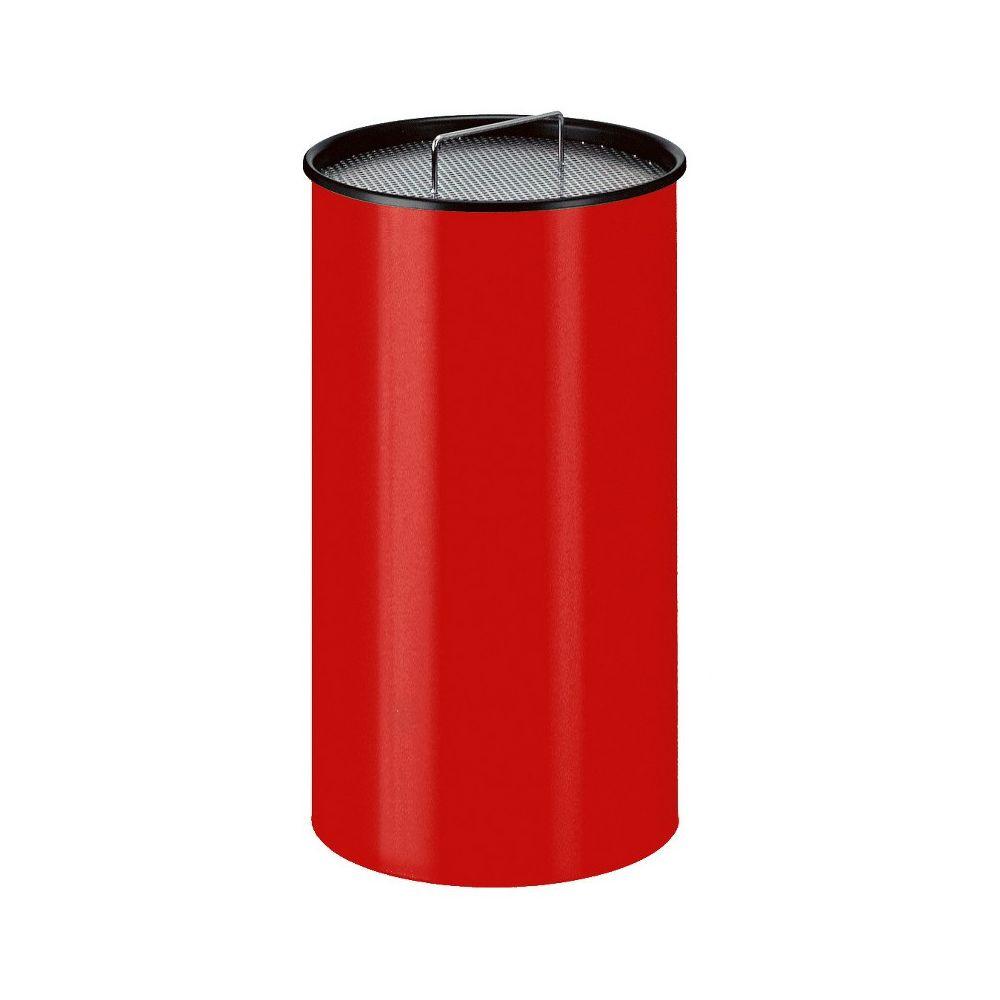 Zandasbak - rood
