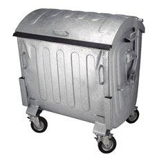 Container 1100 ltr - verzinkt