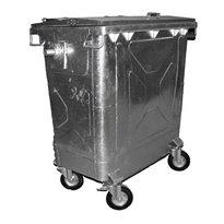 Container 770 ltr verzinkt - verzinkt