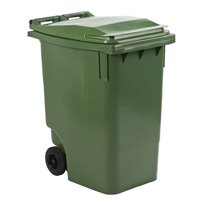 Mini-container 360 ltr - groen