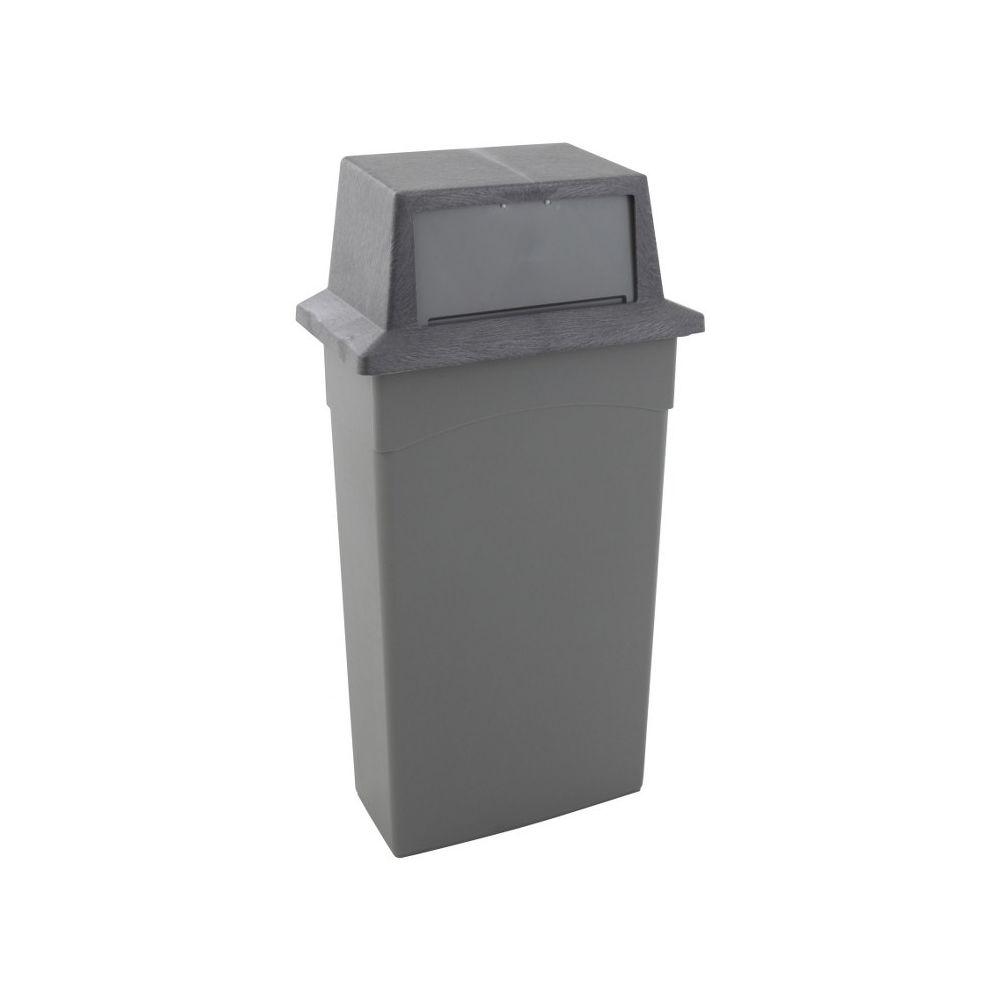 Wall-hugger - grijs