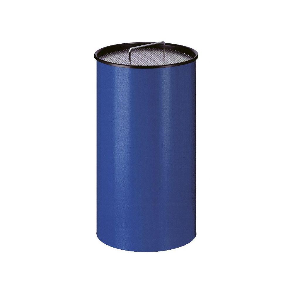 Zandasbak - blauw