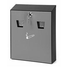 Wandasbak h32 - zwart/ grijs