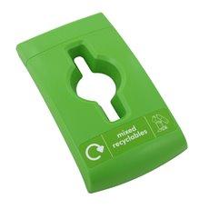 Propellor deksel Envirobin - groen