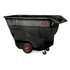 Rubbermaid Tilt Truck 0,8 m3 - zwart