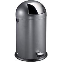 EKO Kickcan 40 ltr - grijs