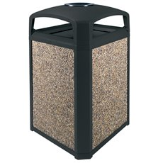 Rubbermaid Landmark Classic container - zwart