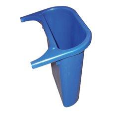 Rubbermaid Scheidingsbak 4,5 ltr - blauw