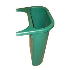 Rubbermaid Scheidingsbak 4,5 ltr - groen