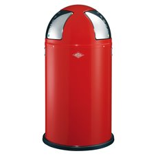 Wesco Push Two - rood