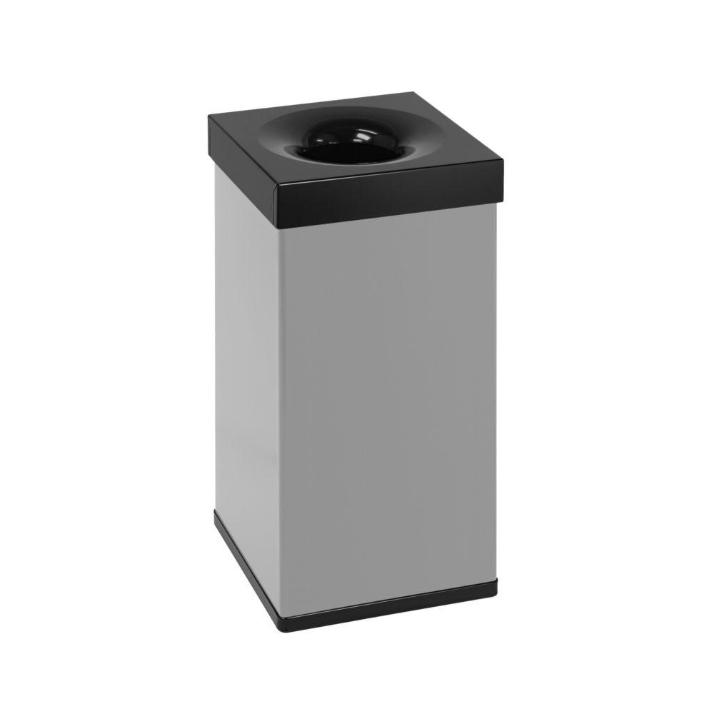 Carro Flame 55 ltr - aluminiumgrijs/zwart