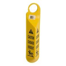 Rubbermaid Hangend waarschuwingsbord - geel
