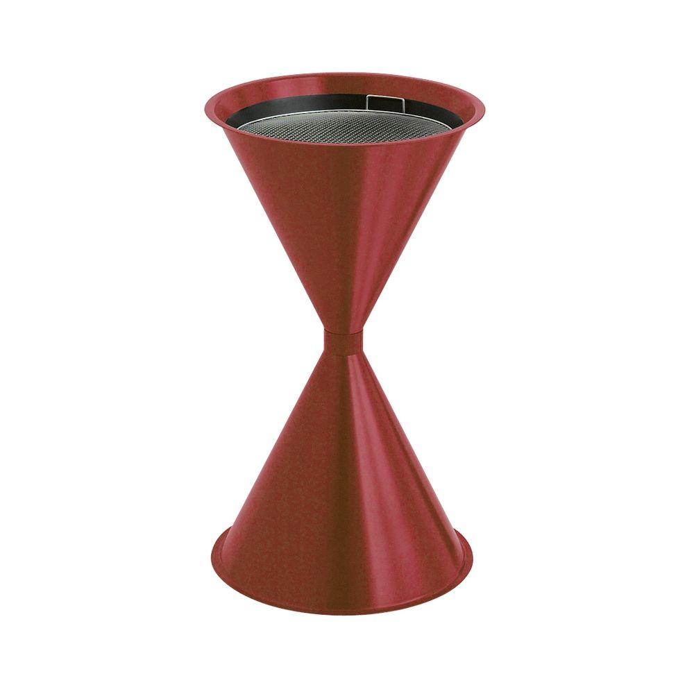 Zandasbak Diabolo - rood