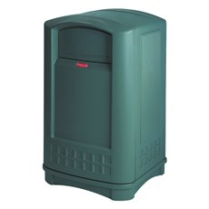 Rubbermaid Landmark container - groen