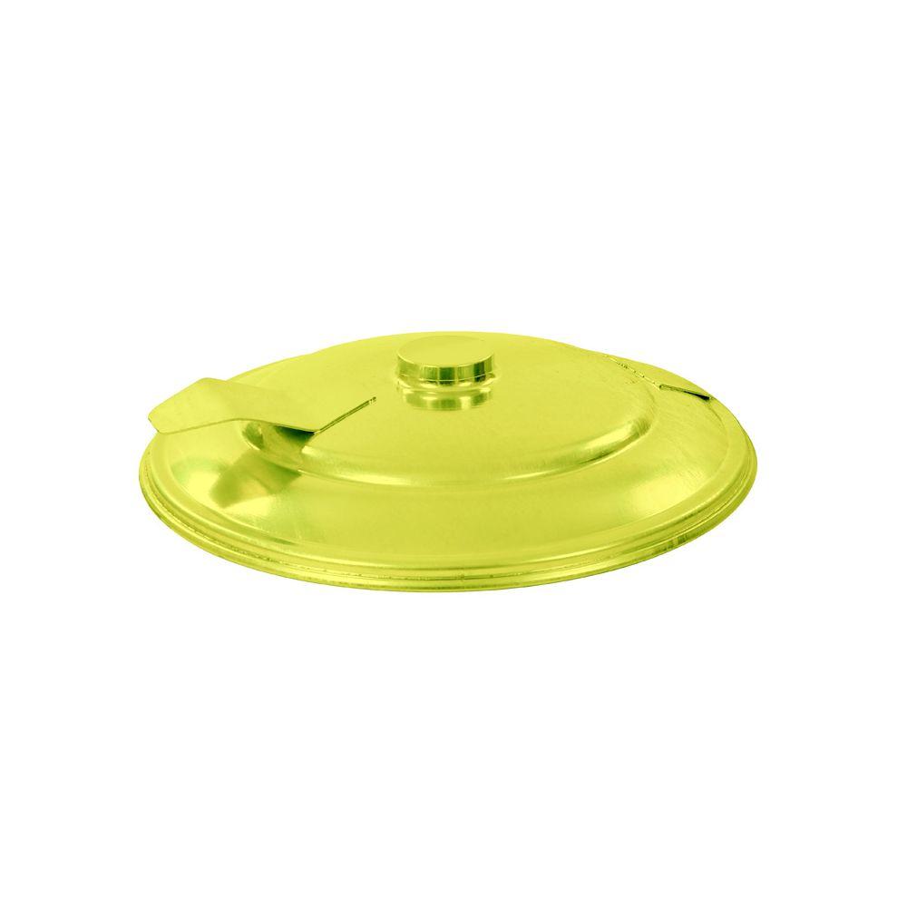 Wandzakhouder 110 ltr - groen/geel
