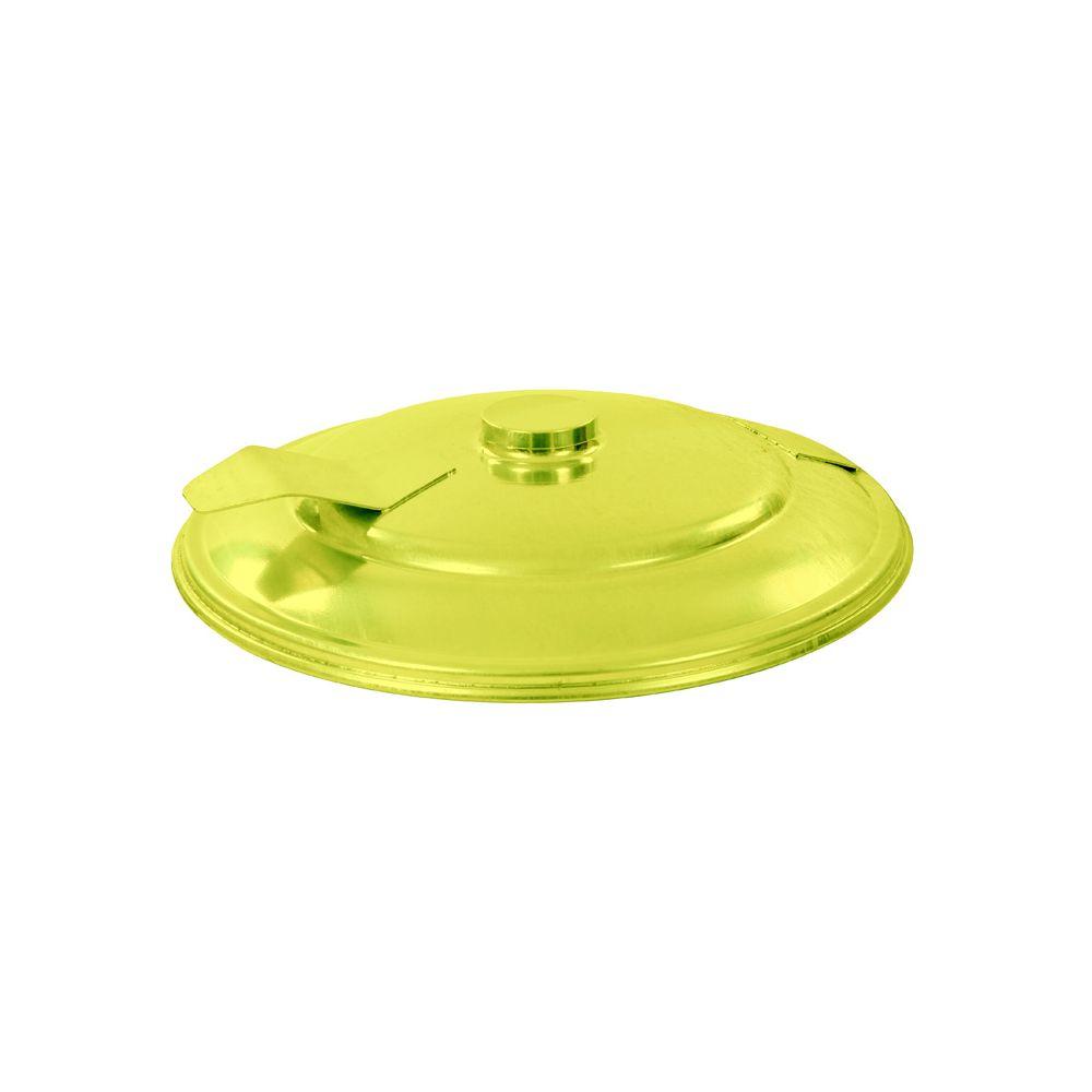 Verrijdbare afvalzakstandaard - groen/geel
