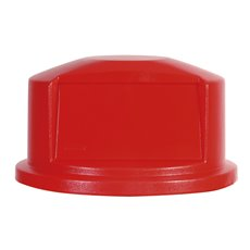 Rubbermaid Dome deksel - rood