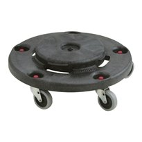 Rubbermaid Brute Dolly - zwart