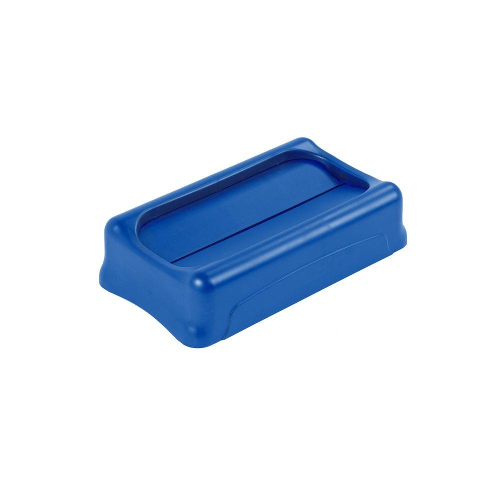 Rubbermaid Tuimeldeksel - blauw