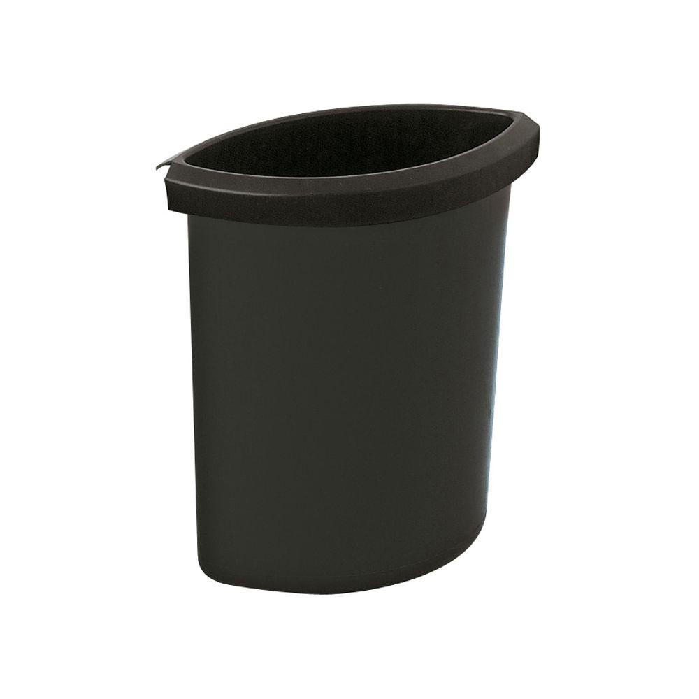 Inzet 6 ltr - zwart