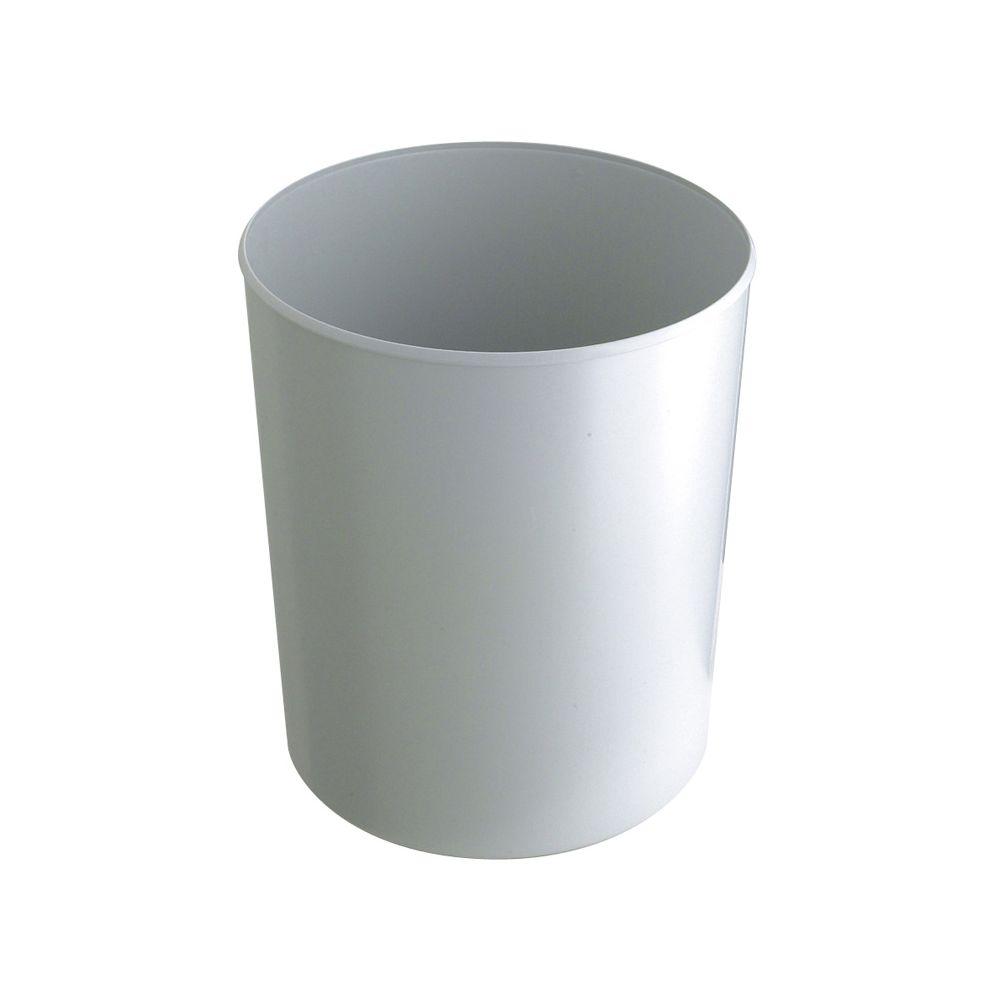 Vuurbestendige papierbak 20 ltr - grijs