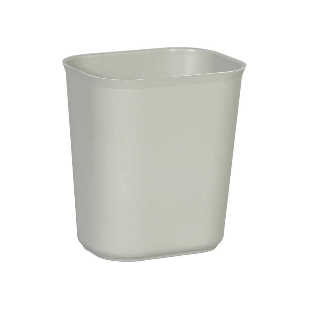 Rubbermaid Vuurbestendige papierbak 13,2 ltr - grijs
