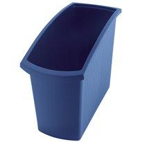 Papierbak Mondo - blauw