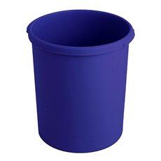 Kunststof papierbak, 30 ltr - blauw