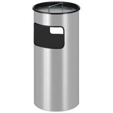 As-papierbak 50 ltr - aluminiumgrijs