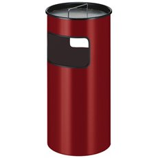 As-papierbak 50 ltr - rood