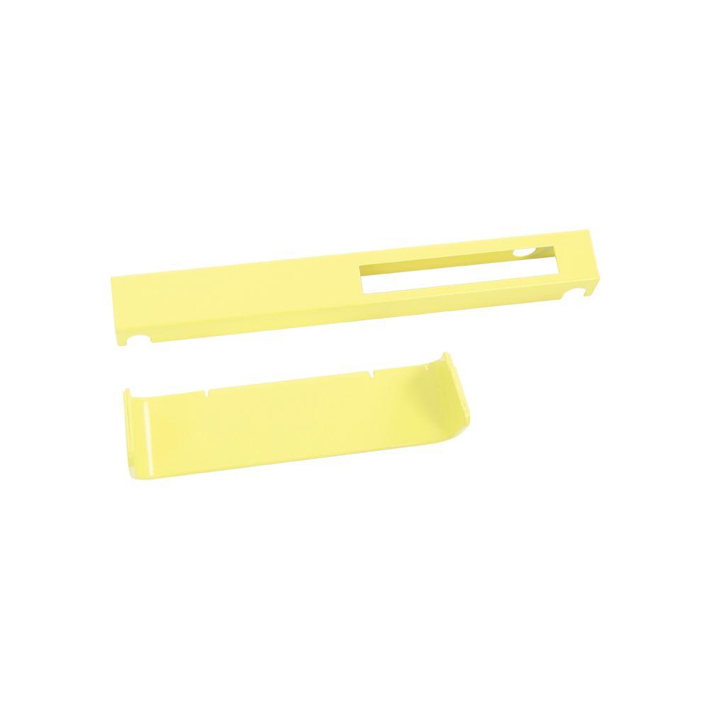 Recycling set Connector Bin - geel