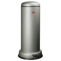 Wesco Big Baseboy soft 30 ltr - neusilber
