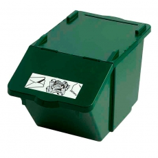 Recyclingbox - groen
