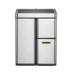 EKO Mirage recycler plus sensor 30+14,5+14 ltr - mat RVS