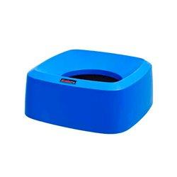 Deksel vierkant Modo - blauw