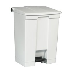 Rubbermaid Step-On Classic container 68 ltr - wit