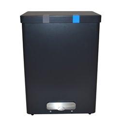 Brandveilige pedaalemmer RecycloKick 2 - grafietgrijs