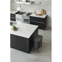 Brabantia Bo Touch Bin 11+23 ltr - mat zwart